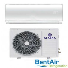 Alaska AX-Series 12 000BTU Fixed Speed Midwall Split