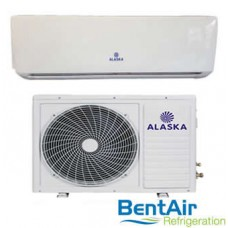 Alaska R-Series 24 000BTU Fixed Speed Midwall Split