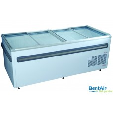Visi Top Island Freezer 820L - VS2000