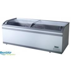 Visi Top Island Freezer 1000L - VT2500