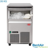 SnoMaster 26Kg Automatic Ice Maker